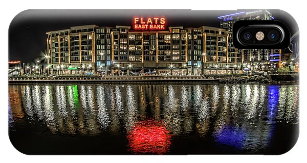Flats East Bank IPhone Case
