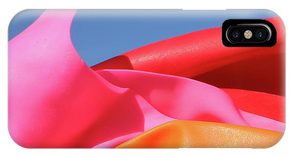 Flattened Balloons IPhone Case