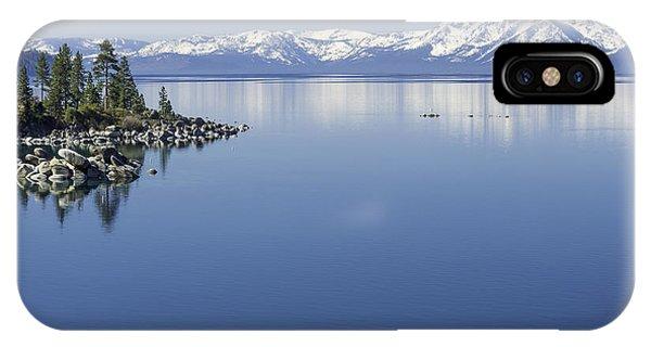 Flatwater Kayak IPhone Case