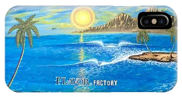 Flavor Factory Dream  IPhone Case