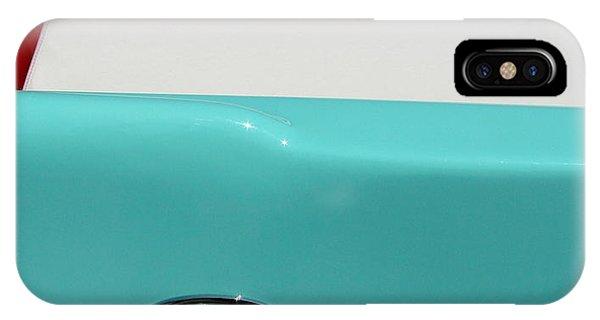 Powerboat iPhone Case - Fleetform Powerboat Lll by Michelle Calkins