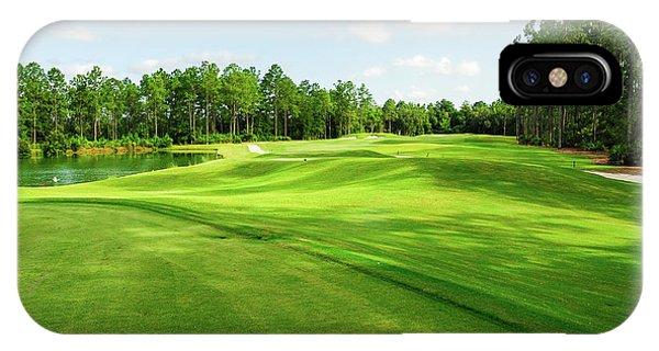 Fleming Island Golf Club IPhone Case