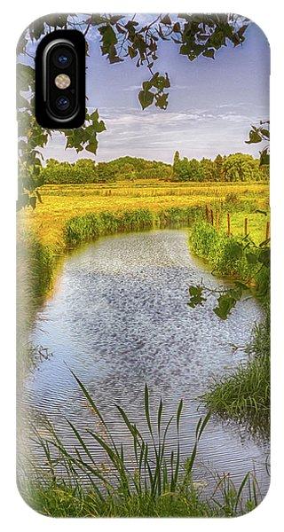 Flemish Creek IPhone Case