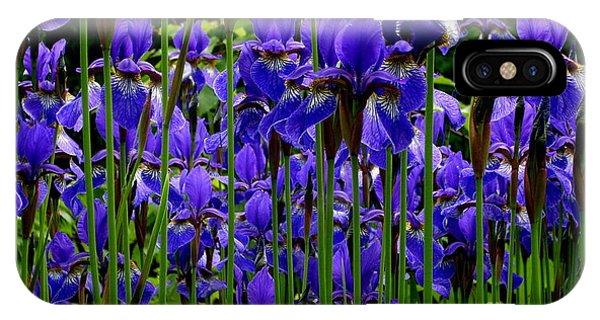 Fleur De Lys IPhone Case