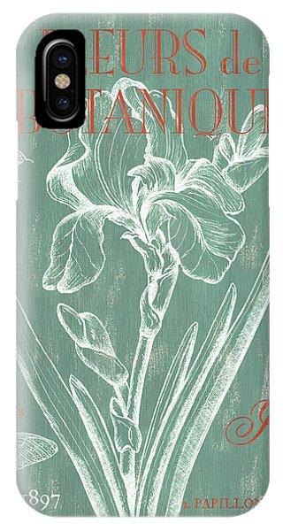 Blossom iPhone Case - Fleurs De Botanique by Debbie DeWitt