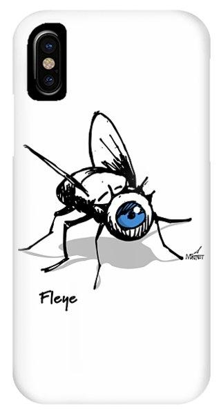 Fleye IPhone Case