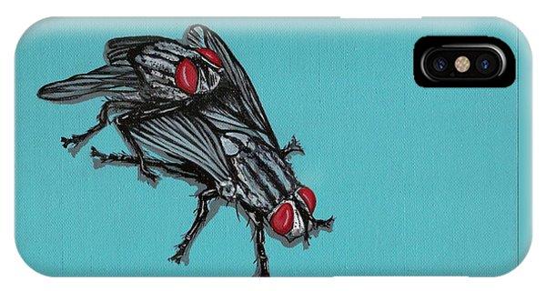 Flies IPhone Case