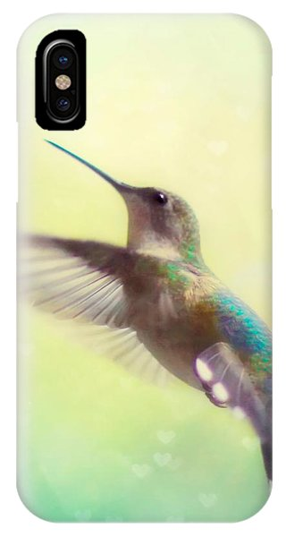 Flight Of Fancy - Square Version IPhone Case