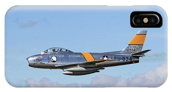 Flight Of The Sabre  IPhone Case