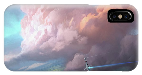Flight iPhone Case - Flight by Steve Goad