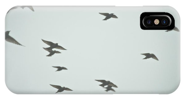 IPhone Case featuring the photograph Flight by Wanda Krack
