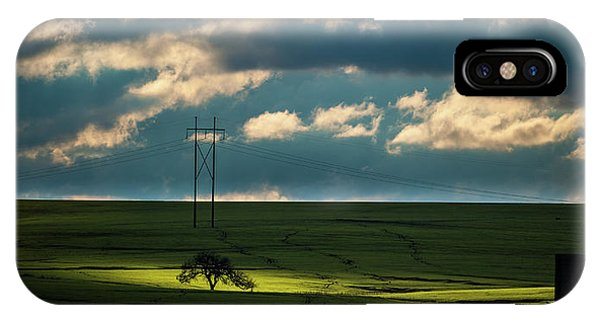 Flint Hills Power 2 IPhone Case