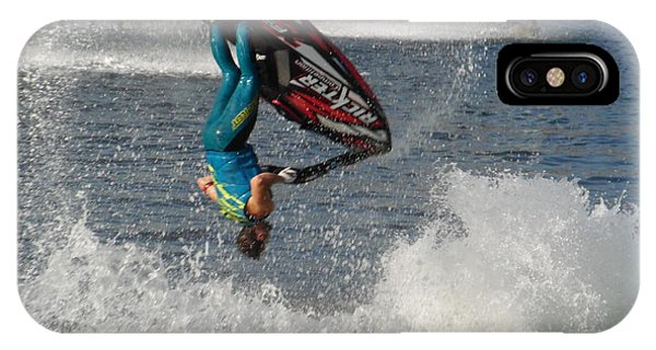 Jet Water Stunt Extreme  IPhone Case