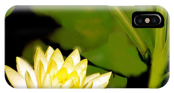 Float Of Elegance  IPhone Case