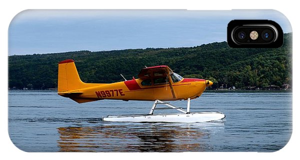 Float Plane Two IPhone Case