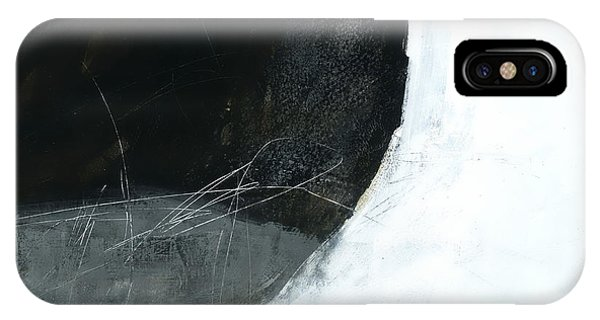 Panel iPhone Case - Floating #1 by Jane Davies