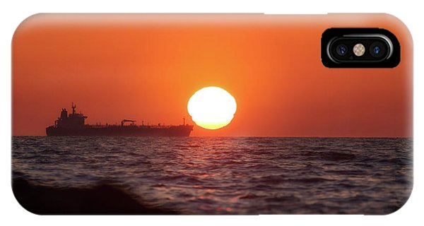Floating Around The Sun IPhone Case