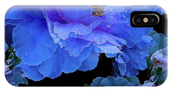 Floating Bouquet 10 IPhone Case