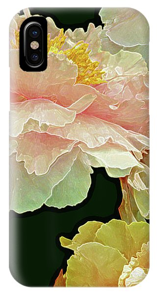 Floating Bouquet 31 IPhone Case