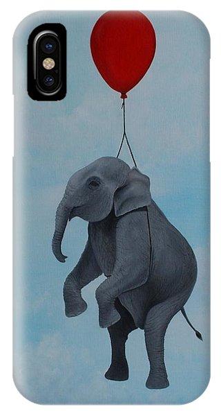 Floating IPhone Case