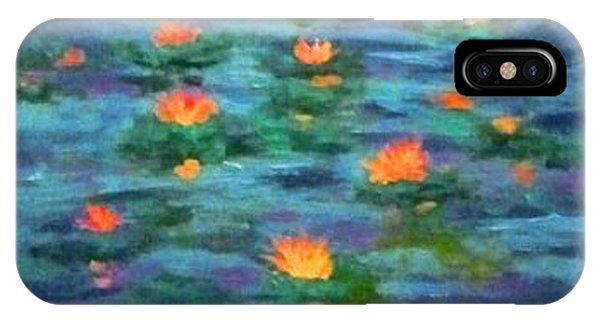 Floating Gems IPhone Case