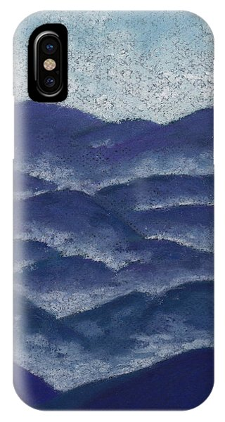 Floating Mist IPhone Case