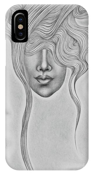 Floating Sorrow IPhone Case