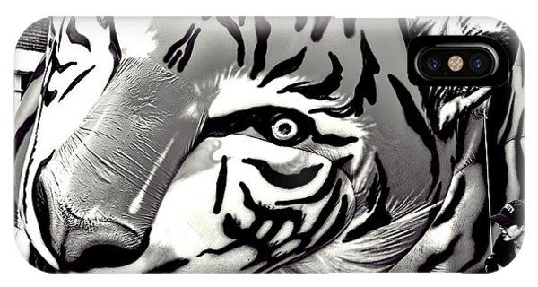 Floating Tiger IPhone Case
