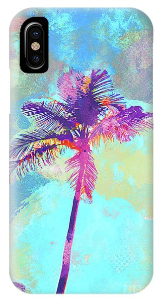 iPhone Case - Florida Palm by Chris Andruskiewicz