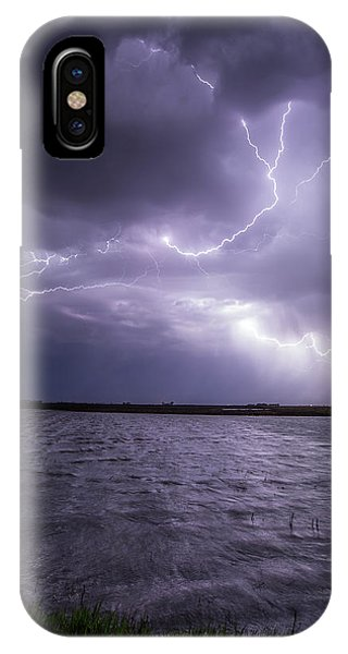 Flooded iPhone Case - Flooded by Aaron J Groen