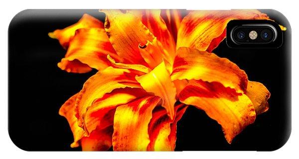 Flora Dance IPhone Case