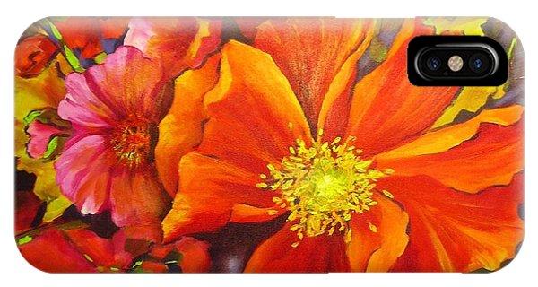 Floral Abundance IPhone Case