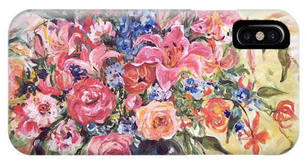 Floral Arrangement No. 2 IPhone Case