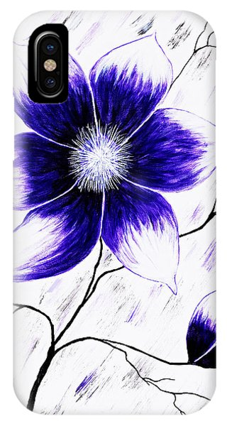 Floral Awakening IPhone Case