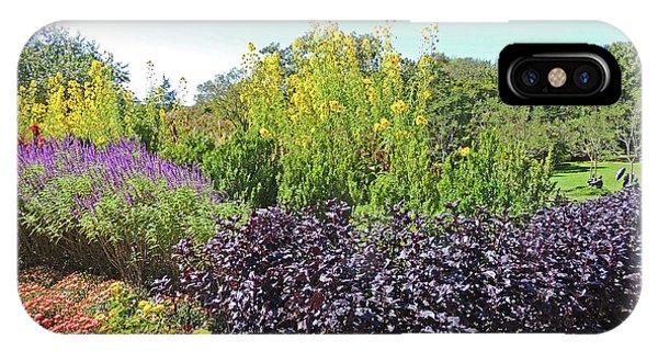 Floral Display At Cheekwood Gardens 3 IPhone Case
