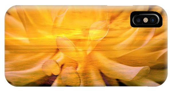 Floral Dreams IPhone Case