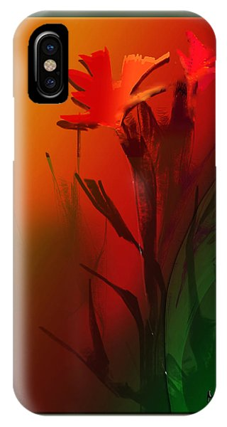 Floral Fantasy IPhone Case