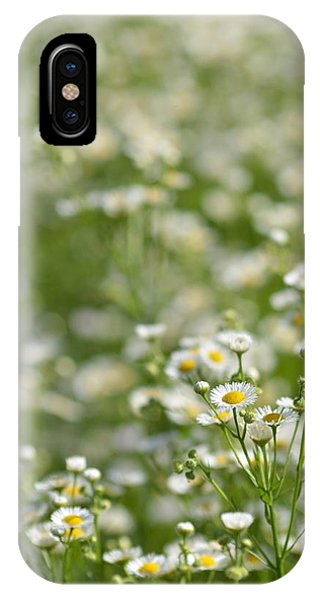 Floral Field #1 IPhone Case