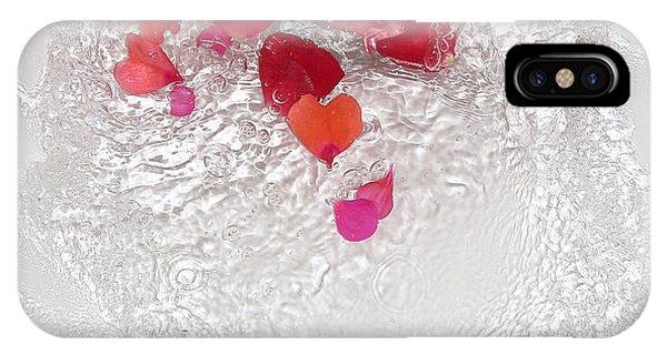 Floral Flush IPhone Case