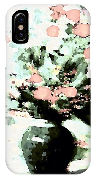 Floral Images Phone Case by HollyWood Creation By linda zanini