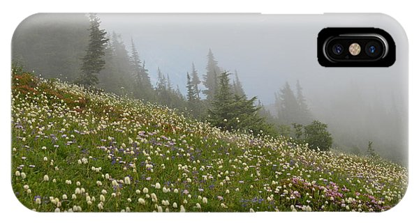 Floral Meadow IPhone Case