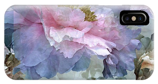 Floral Potpourri With Peonies 24 IPhone Case