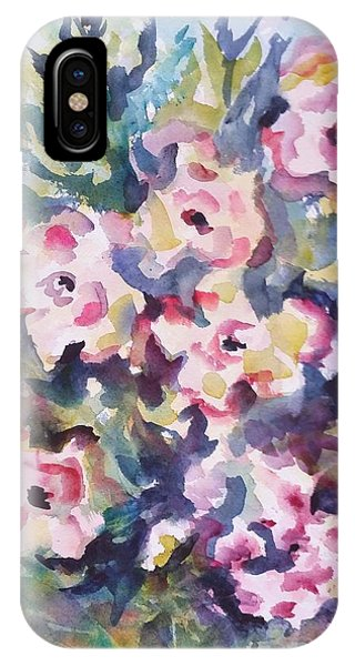 Floral Rhythm IPhone Case