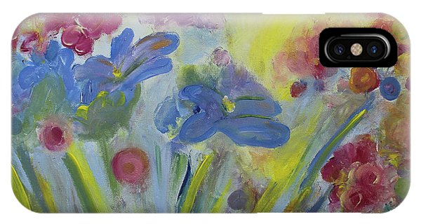 Floral Splendor IPhone Case
