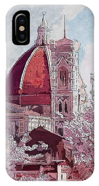Florence - 16 IPhone Case