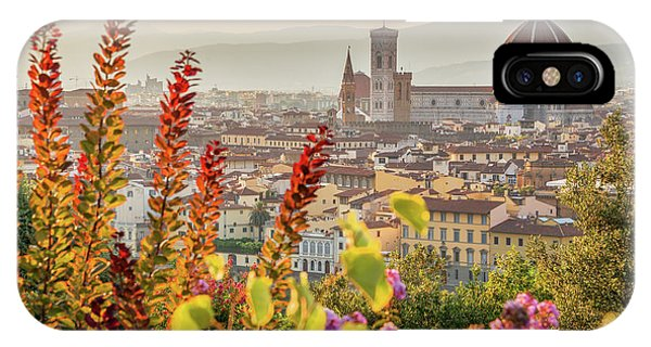 Florence In Summer IPhone Case
