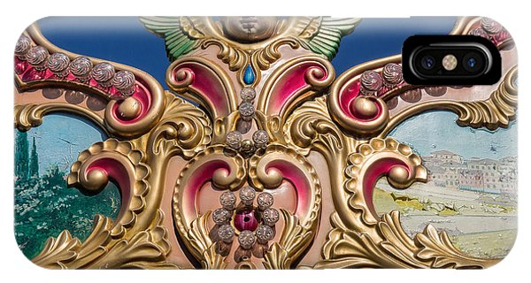 Florentine Carousel IPhone Case