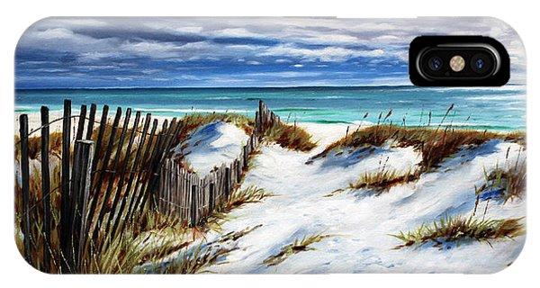 Florida Beach IPhone Case