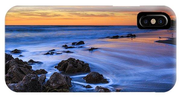 Florida Beach Sunset IPhone Case