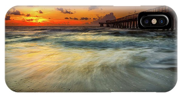 Nice iPhone Case - Florida Breeze by Edgars Erglis